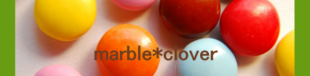 marble*clover